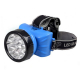 torcia 12 led ricabile FRONTALE